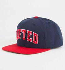LRG Lifted Snapback Hat, Blue / Red / White, Adjustable
