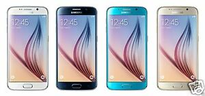 Samsung Galaxy S6 32GB CDMA Unlocked Works on Verizon Sprint US Cellular