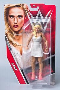 2017-WWE-Divas-Basic-Series-75-LANA-Wrestling-Figure-New-Free-Shipping