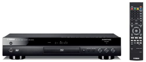 YAMAHA BD-A1040 SACD//3D Blu-ray Player with 32bit//192kHz DAC BDA1040 $450 List !