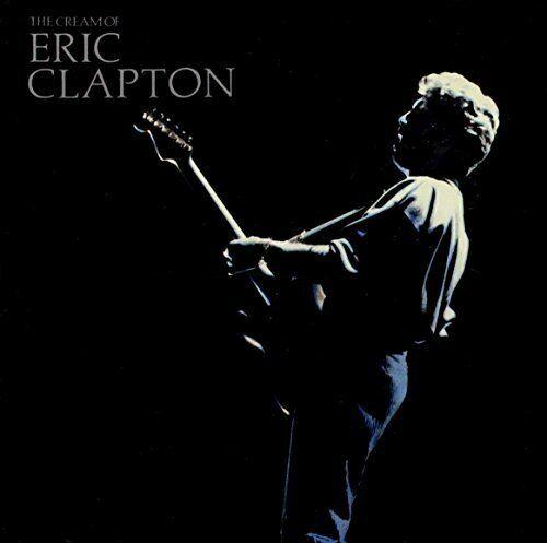 Eric Clapton Cream of (compilation, 17 tracks, 1987) [CD]