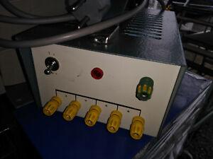 Boesen-Elektronik-von-Gusterath-NT-24-Serien-Nr-003-Sammler-Ausstellung-Museum