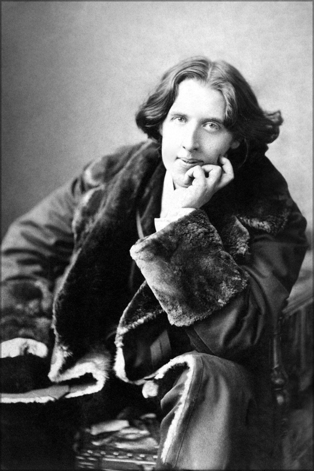 Poster, Wilde Molte Misure ; Oscar Wilde Poster, in Suo di Lui Favorite Rivestimento, e6b0c1