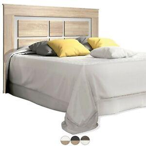 Cabezal para cama de matrimonio, cabecero para habitación moderno, Lara