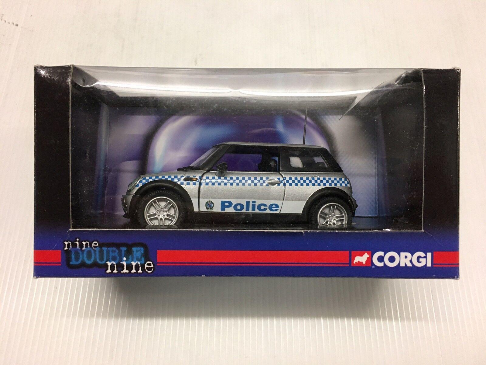 Corgi CC86516 BMW Mini Cooper Nueva Gales del del del Sur policía Ltd Edition no 0001 de 4100 49772f