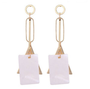 Image Is Loading Marni H Amp M Square Earrings