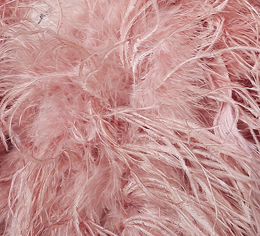 fino al 42% di sconto Ivory bianca real real real hairy Ostrich Feather furry Fur bolero cape bridal colores Dimensione  spedizione e scambi gratuiti.