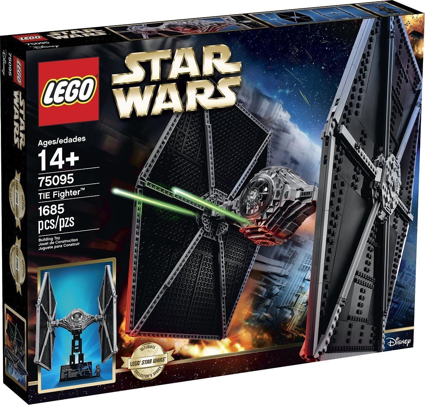 Lego Star Wars 75095 TIE Fighter UCS --- nuovo --- Fuori Produzione