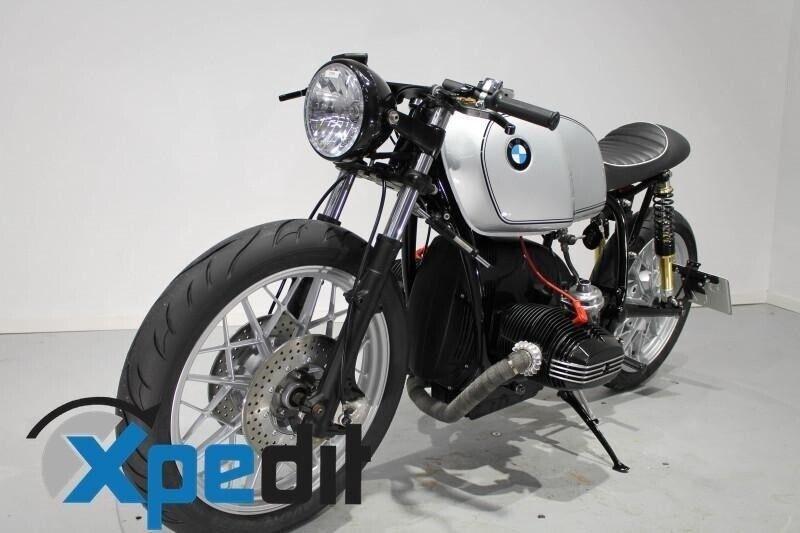 BMW, R 60/5, ccm