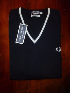 PULLOVER-FRED-PERRY-TG-40-034-M