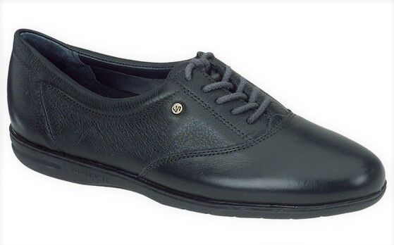 Easy Spirit Motion navy blue leather oxfords oxfords leather flats walking Scarpe sz 11 Med NEW dedb92