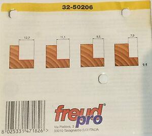 Frese-Freud-HW-Frese-per-battute-con-set-di-cuscinetti-32-50206