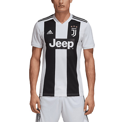 Adidas Juventus Official Soccer Jersey 18/19 Climachill Home ...