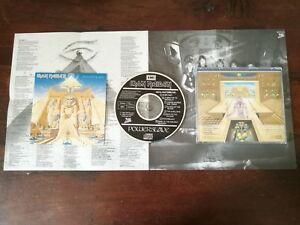 Iron-Maiden-Powerslave-Poster-JAPAN-CD-CP28-1042-GREENLINE-2800-Cd-Perfetto