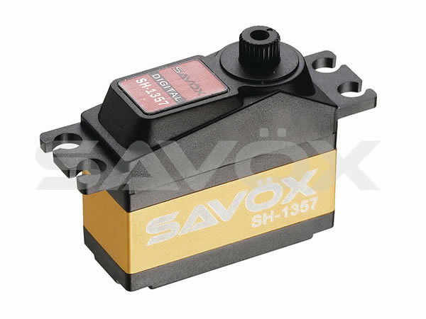 Savox Mini Coreless Digital Servo 2.5kg@6v (1 12 Or Heli)