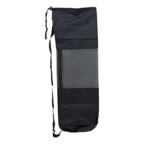 Breathable Drawstring Bag Yoga Mat Carrier Outdoor Durable Fitness Backpack HD
