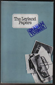 Leyland-Papers-1968-merger-of-Leyland-amp-British-Motor-Holdings-to-form-BL