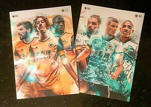 Wolves-Wolverhampton-Wanderers-v-Manchester-City-DOUBLE-SIDED-PROGRAMME-21-9-20