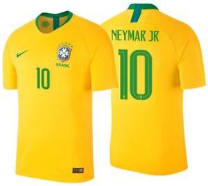 49c008e66 NIKE NEYMAR JR. BRAZIL VAPOR MATCH AUTHENTIC HOME JERSEY WORLD CUP ...