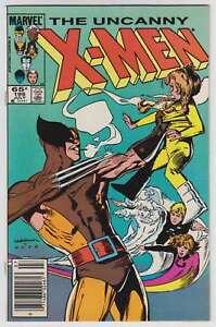L6212-Uncanny-X-Men-195-Vol-1-NM-Estado
