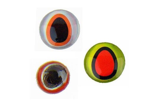 per pack!!! 3D Fishing Lure Eyes 4mm about 96pcs various colors