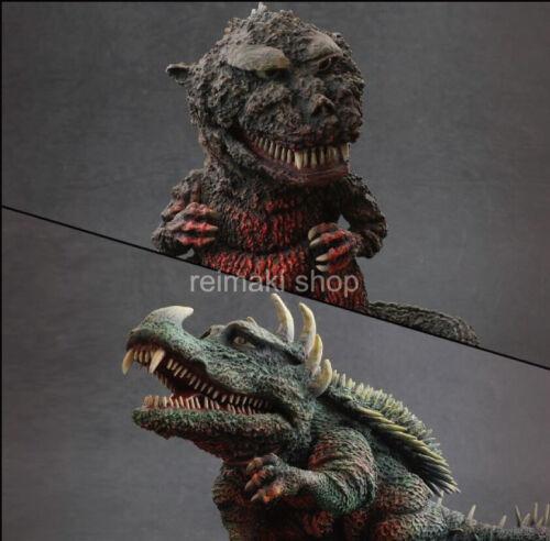 set Ric-toy limited PR X-PLUS Deforeal Godzilla /& Anguirus 1955 Technicolor Ver
