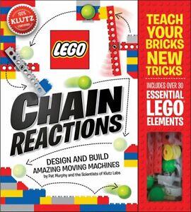 Details Sur Klutz Lego Chaine Reactions Livre Pour Enfants Machine Batiment Physique