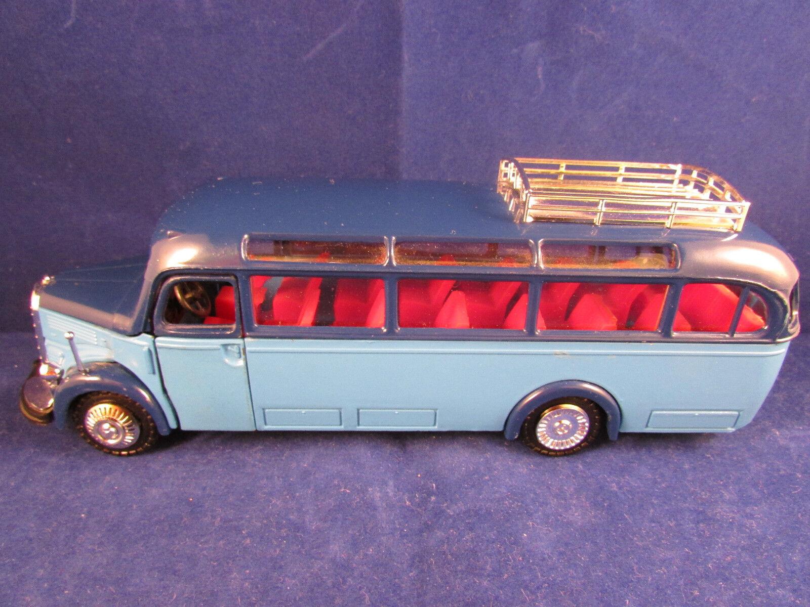 NZG - 1949 Mercedes Benz Omnibus 0 3500 - No 218 - 1.40 Scale - Nr Mint - Rare