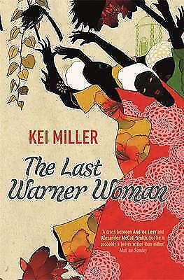 The Last Warner Woman-ExLibrary