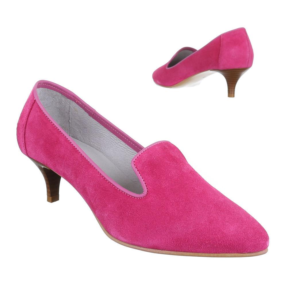 Nuevo zapatos señora go81 cómodo cómodo go81 confort de cuero de salón 350e10