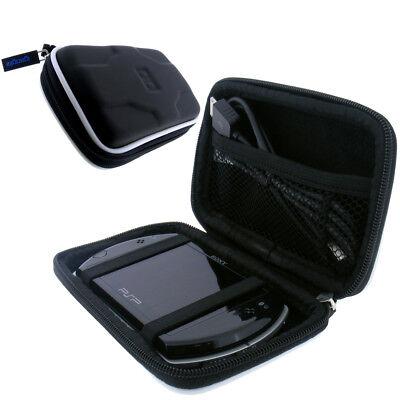 Black EVA Hard Case Sleeve for Sony PSP Go! Games Console Cover Holder