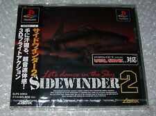 Sidewinder 2 (NEW) ( PSX / Playstation Ps1 Japanese Import JP )