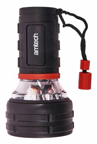 Superbright DEL Lampe de Poche Torche Lumière Lampe De Poche Lanterne incl-FREE batteries