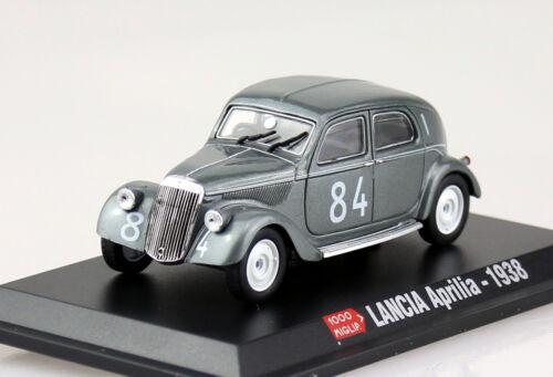 LANCIA APRILIA MILLE MIGLIA 1938 #84 1:43 voiture miniature//les-Cast