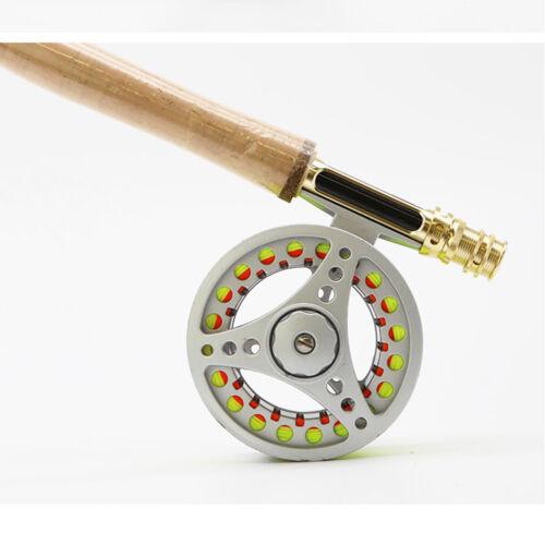 1//2 3//4 5//6 7//8WT Fly Reel Aluminum Fishing Reel Large Arbor Fly Fishing Reel