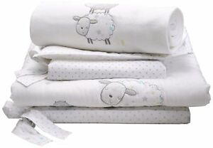 EAST-COAST-Sac-Counting-Sheep-3-pieces-bebe-ensemble-de-literie-nurserie-BN