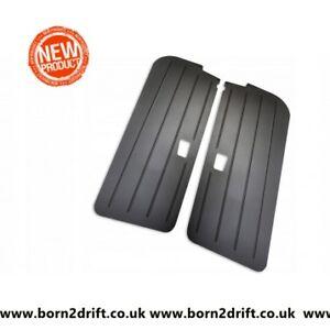 Details about BMW E36 Coupe Door Panels Front & Rear Aluminium RACING DRIFT  0126