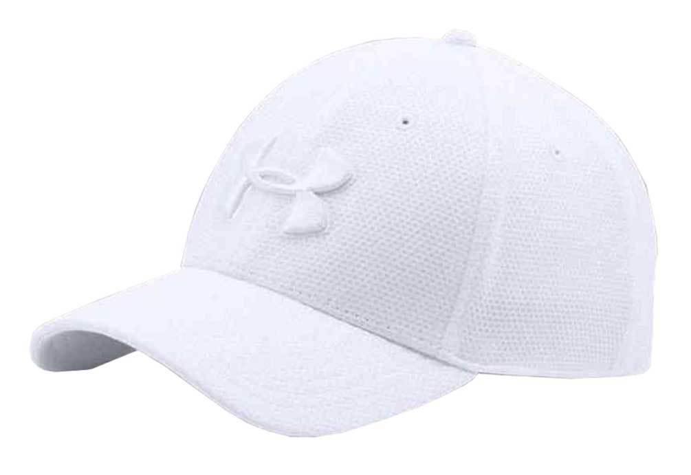 c9c8f5a2 Under Armour Men's UA Blitzing II Stretch Fit Baseball Cap Hat Colors  1254123
