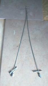 Suspension wire pack 10 in pack 3m Loop Ends 10-45Kg