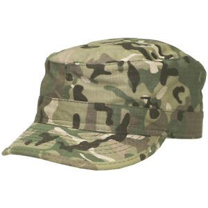Mfh Us Army Field Patrol Cap Military Combat Cotton Ripstop Hat ... 3c03f59dd54