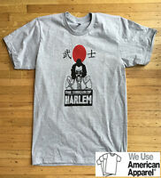 The Last Dragon Shogun Of Harlem Shonuff Shirt American Apparel 100% Cotton