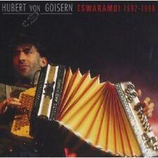 "HUBERT VON GOISERN ""ESWARAMOI 1992-1998"" CD NEUWARE"
