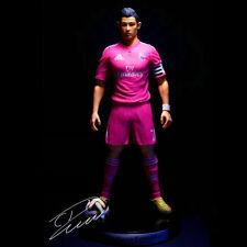 Cristiano Ronaldo CR7 Soccer Football PVC Figure Toy Doll 18cm Movie Real Madrid