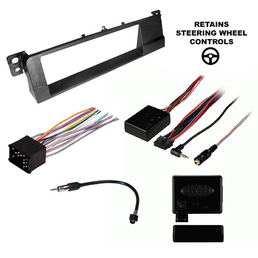 Connects2 ct20bm01 Bmw Serie 3 06 En Adelante E92 Coupe Auto Stereo Iso Cable Adaptador