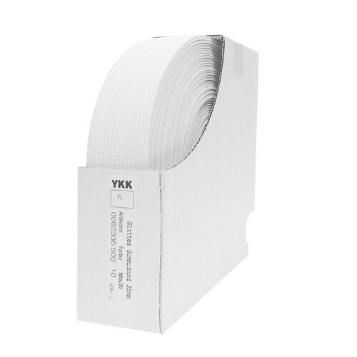 Gummiband Standard 35mm weiss 2.65 EUR//Meter