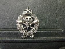 Pin Preußisches Freikorps Braunschweiger Totenkopf - 4 x 2,5 cm