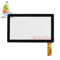 Usa Ship-new Touch Screen Digitizer For 7 Inch Allwin A13 Q8 Q88 Mid Pc +tool