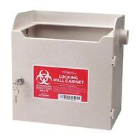 Covidien Monoject Sharps Locking Cabinet - Cvdslwc019624 on sale