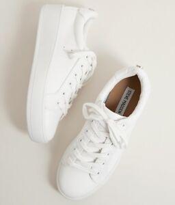 Bertie taglia in Steve Sneakers 6 scatola Madden White Nuovo WrwWgnqFv0