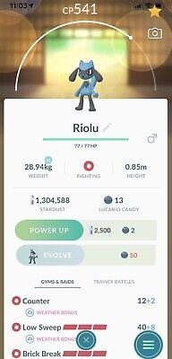 Pokemon go lucky trade options
